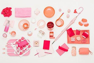 [明日オープン] カラフルな雑貨専門店「カラジー」表参道に誕生 - 全商品をオレンジ・ピンク・緑・青の4色で展開 -