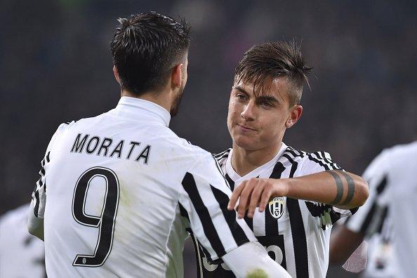 Coppa Italia: Juventus-Inter 3-0 Video Gol Highlights Morata e Dybala nella foto
