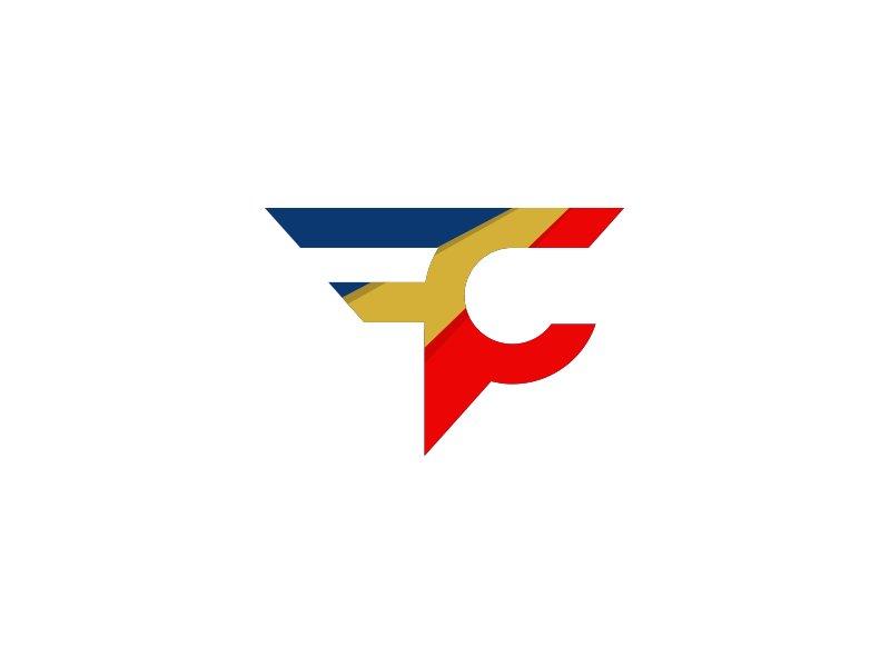 Mike Goldfield On Twitter Faze Clan 20 Filled In Logo Design