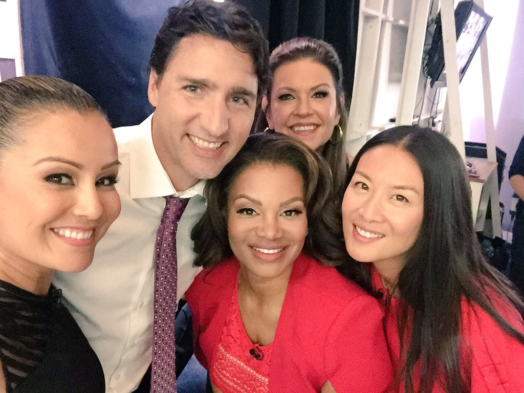 Thank you for your honesty and candor, @JustinTrudeau. @TheSocialCTV #BellLetsTalk https://t.co/0cAppS0trw