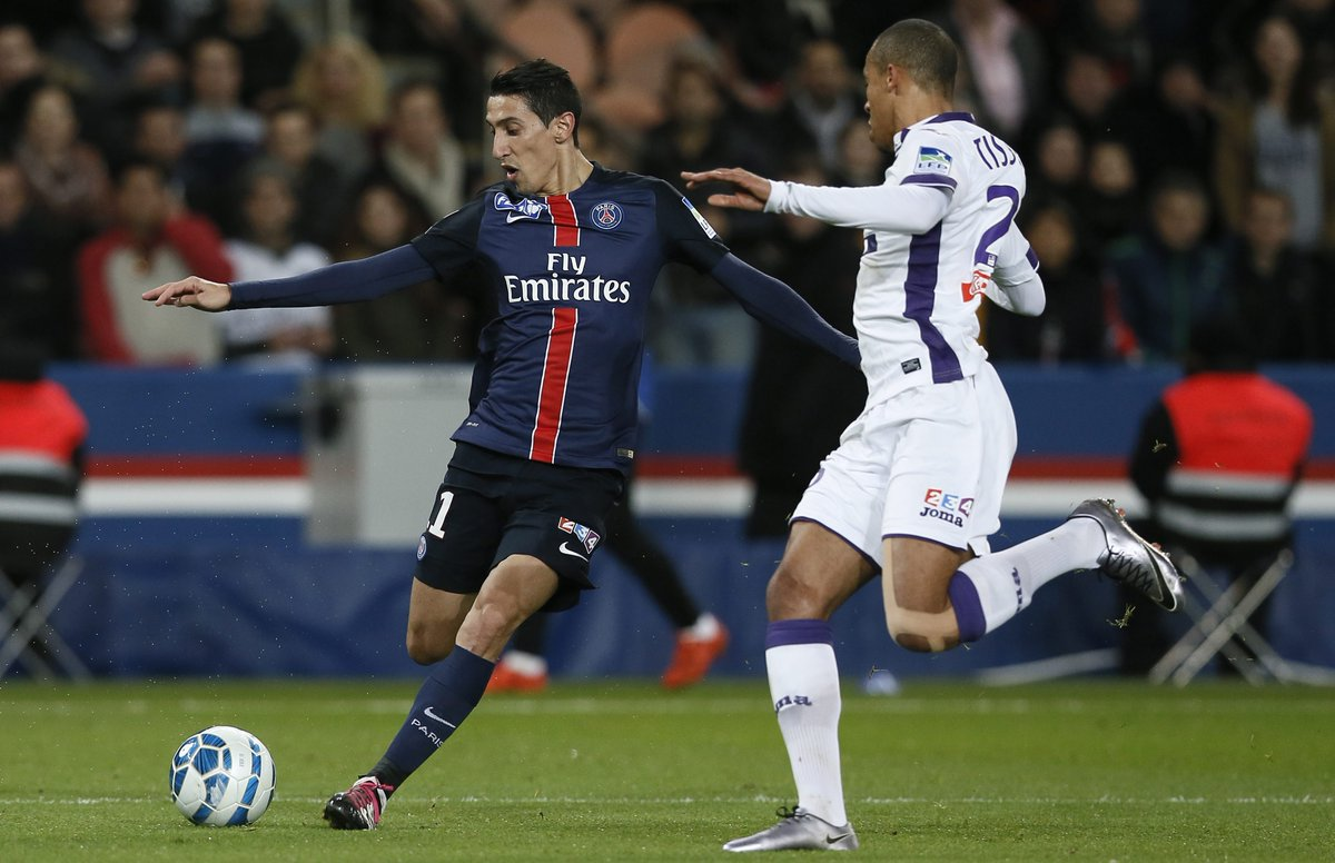 Video: Toulouse vs PSG