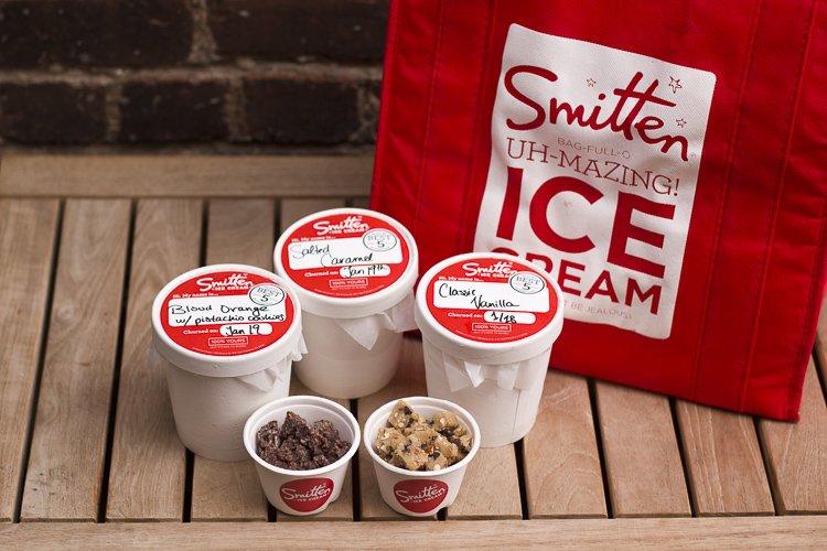 """Smitten Ice Cream smitten ice cream on twitter: """"hump day? order a sundae kit! come"""