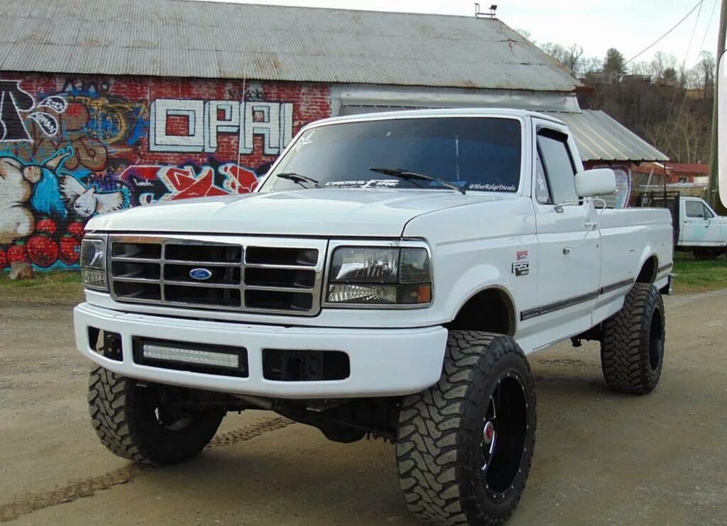 """Obs Ford Headlights >> OBSession on Twitter: """"I totally want a color matched 6.4 bumper on my OBS #OBSession @Carolina ..."""