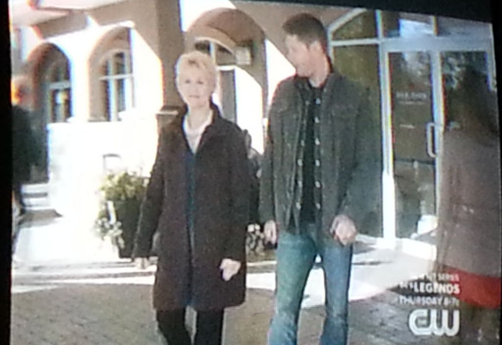 @cw_spn please have @Dee_Wallace on more episodes of #Supernatural, #PleaseAndThankYou! #BellLetsTalk https://t.co/6ntv5hXiHX