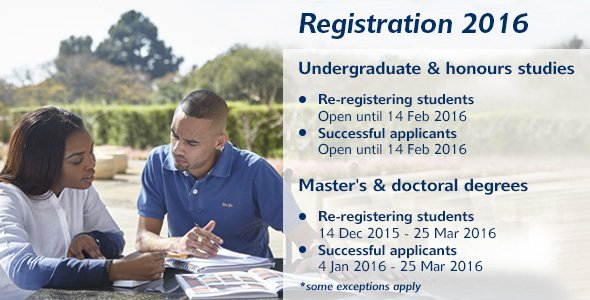 Join a Unisa Facebook Group to Get the Latest Information