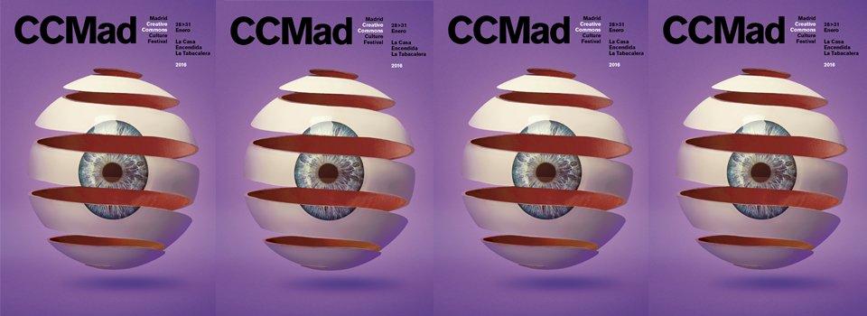 Abre tus ojos al #CCMad2016 https://t.co/SQJqmI6vNS @CCMad_Festival @LaCasaEncendida @latabacalera https://t.co/8CFphhiP5l