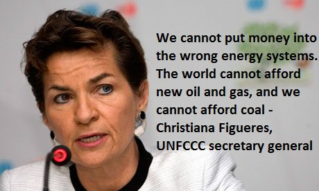 RT @CarbonBubble: .@CFigueres delivers a challenge to the industry at #InvestorSummit. Retweet if you agree! https://t.co/o7kB4eVeon