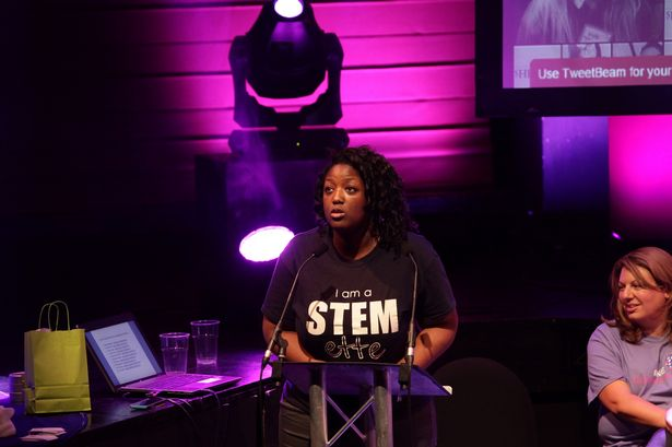 #GirlsinSTEM, which started in Newcastle last year, goes national: https://t.co/oj6ubgH6JA https://t.co/xsPM8hj4pi