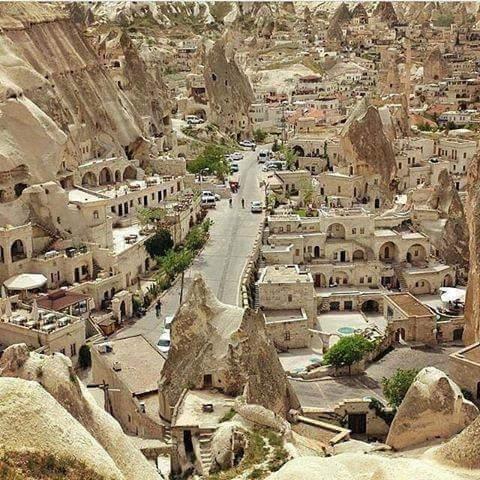 روستای کندوان در نزدیکی تبریز واقعا زیباست ....#Iran https://t.co/R4dGrsxTMj