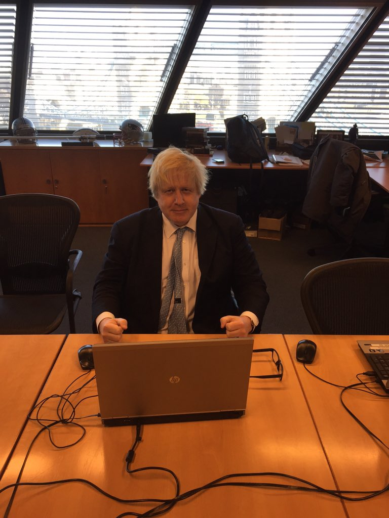 I'm ready for your questions folks! Let's get cracking! Please use #AskBoris https://t.co/2zZOWZALVD
