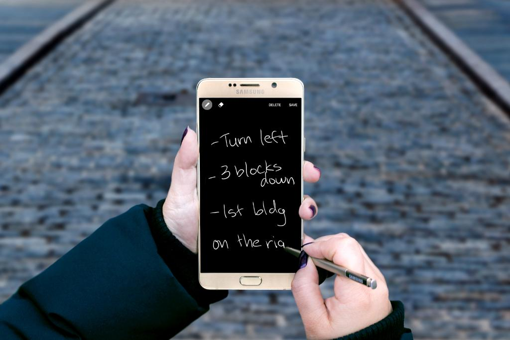 How to recover data from smartphone