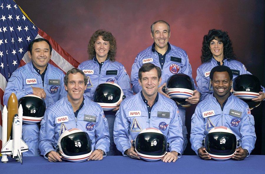 As we honor the #Challenger astronauts, reflections on Ron McNair PhD '76 https://t.co/quBkHqyUFF via @aaihs https://t.co/lqOXdqyz4q