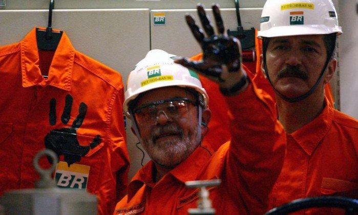 Lula teve 27 encontros com a diretoria da Petrobras entre 2003 e 2010. https://t.co/micb8SfIAU