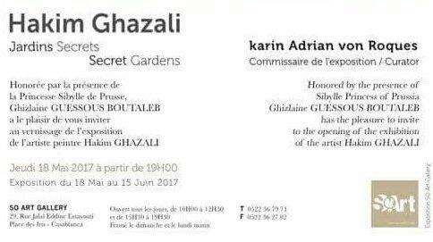 #Vernissage le 18 mai à #SoArtGallery #Casablanca #Morocco #Event #Art #Culture #ArtistePeintre #Peinture #Beau m.facebook.com/story.php?stor…