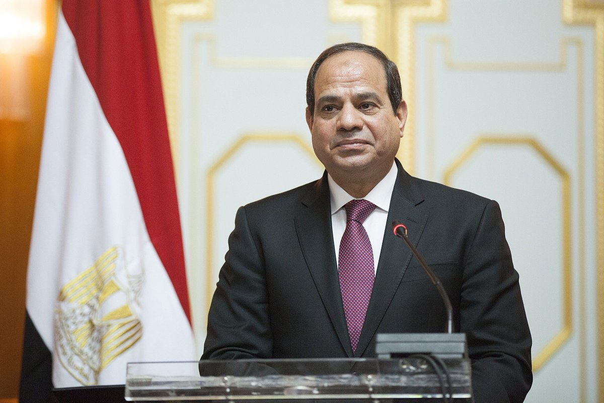 Sisi announces the transfer of all institutions of governance in Egypt to the new administrative capital at the end of 2018