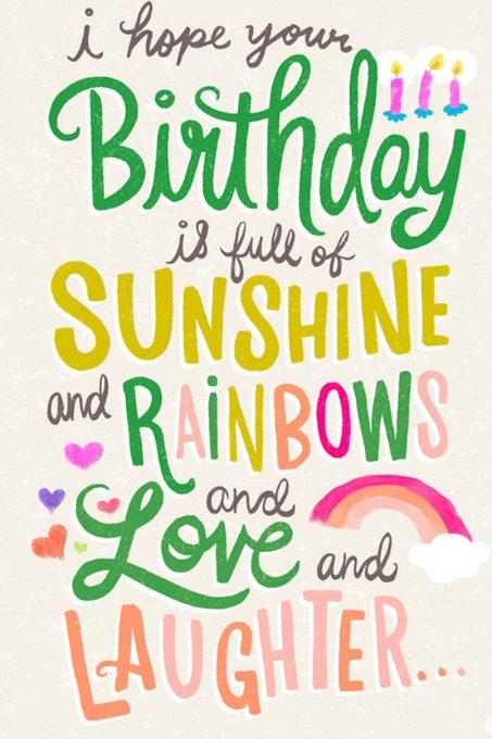 Happy Birthday Cher!!           xoxo