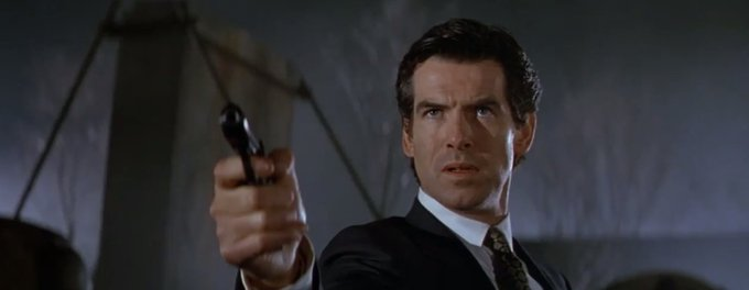 Happy Birthday to Brosnan, Pierce Brosnan.