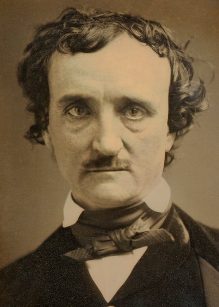 #OnThisDay in 1836, Edgar Allan Poe (26) marries his 13-year-old cousin Virginia Clemm in Baltimore. 📷Marriage bond.