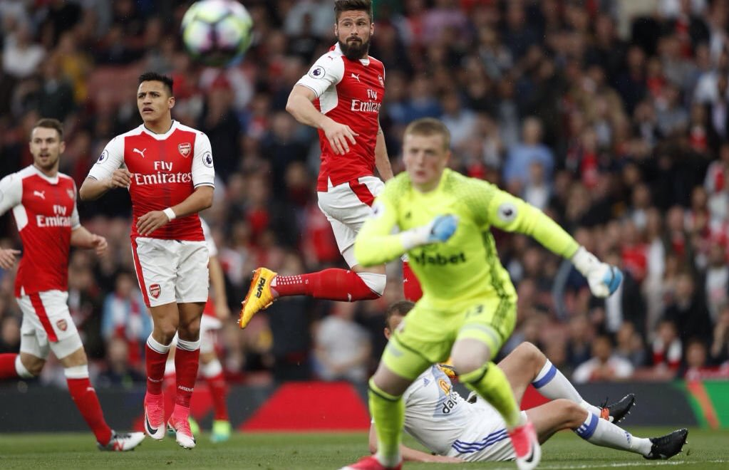 Wenger: 23-year-old goalkeeper not needed