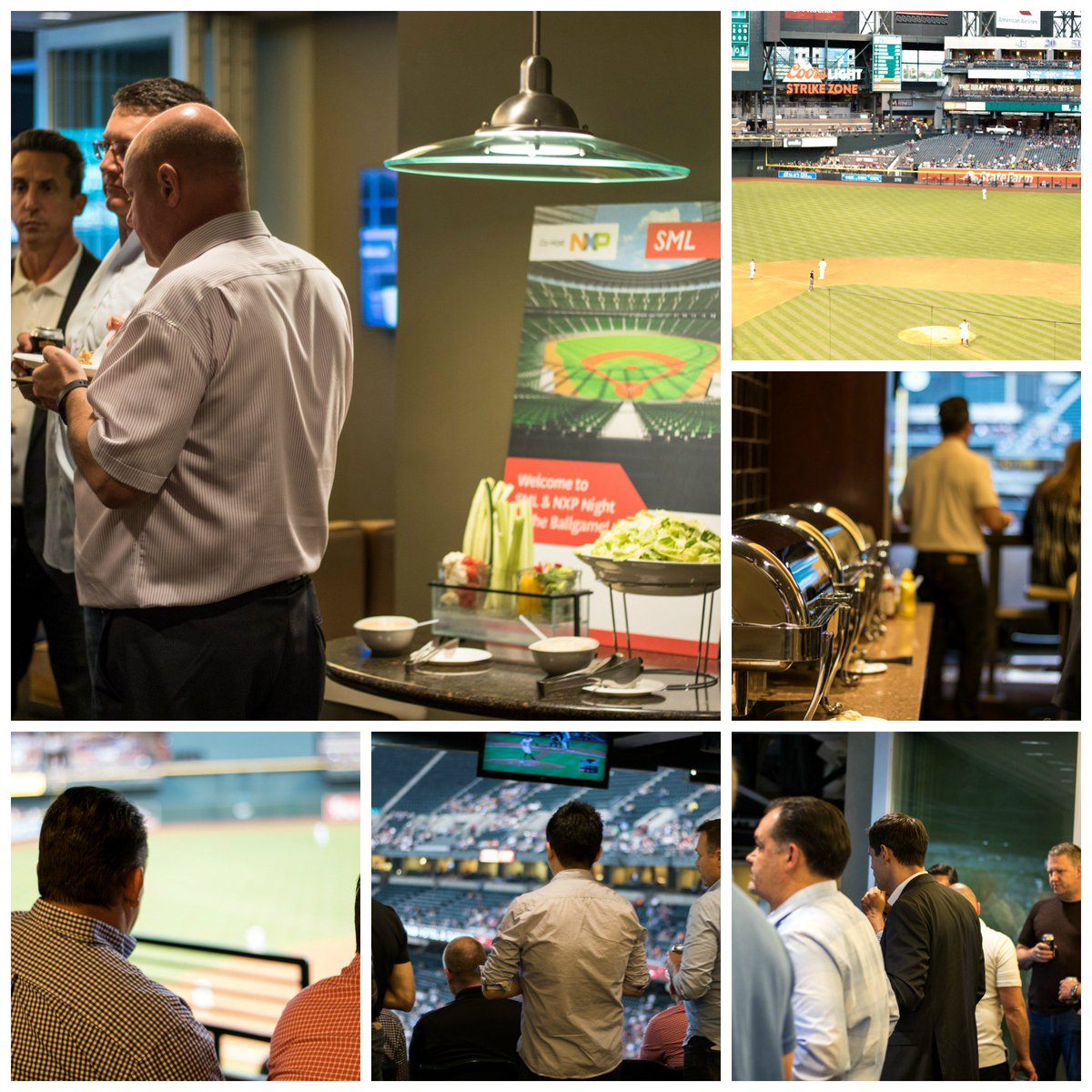 Here&#39;s a peek at some photos from SML&#39;s Night Out at the Ballgame last week. We enjoyed spending time with retailers and partners. #RFIDLIVE <br>http://pic.twitter.com/CJTF0jkE1F