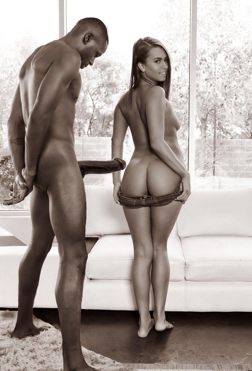 Sexy interracial pics