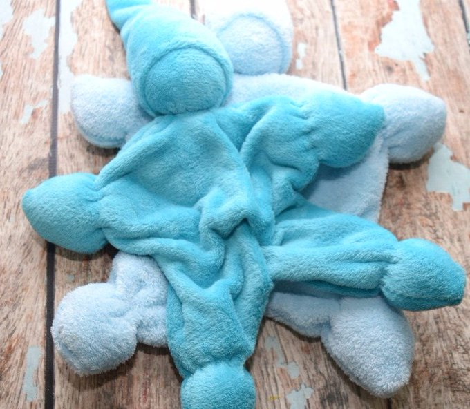 Simple Lovey for Baby
