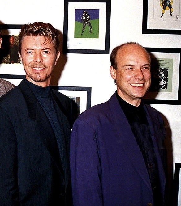 Wishing Brian Eno a very Happy Birthday!