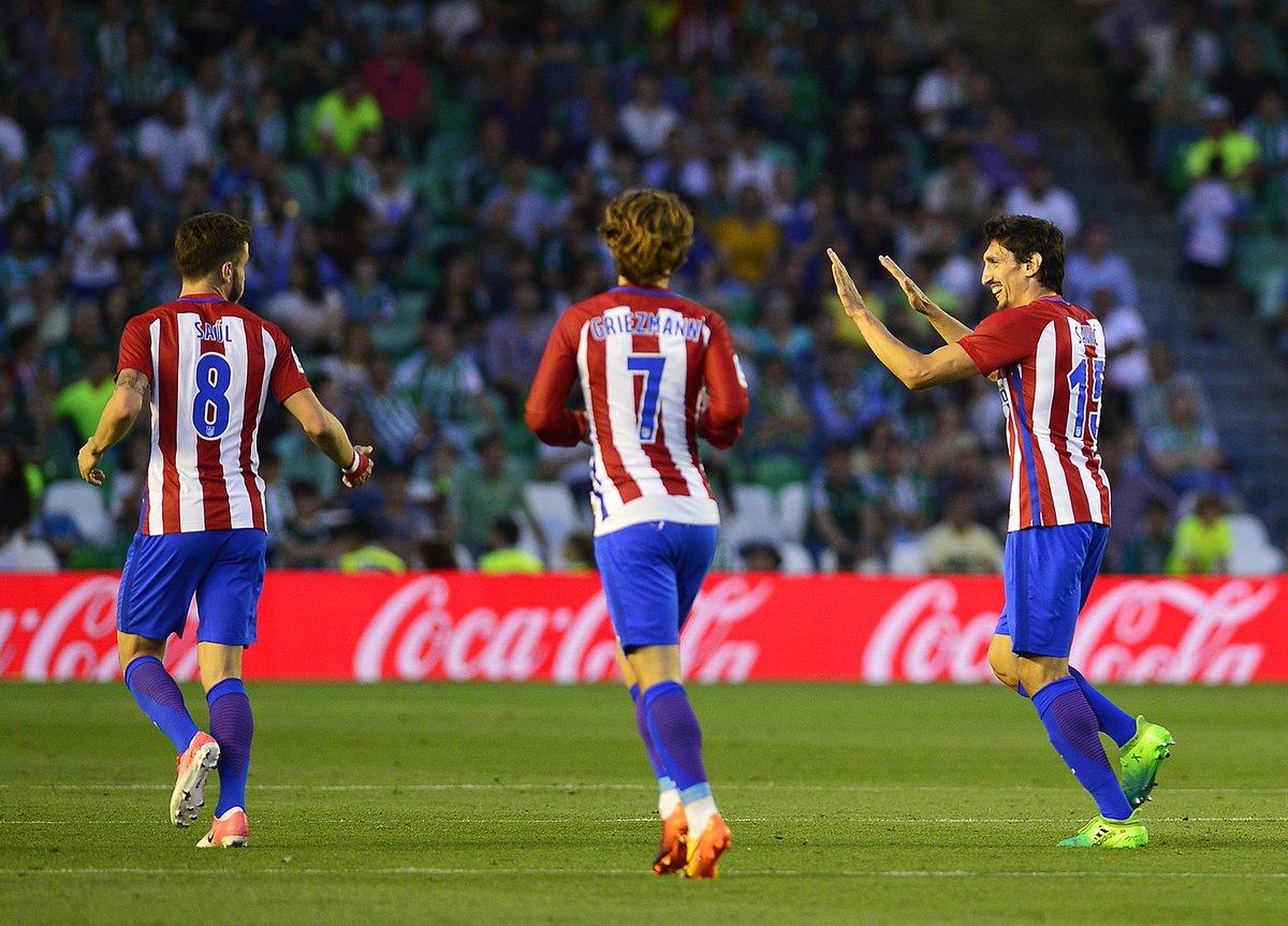 PSG dan Atletico Madrid Genggam Tiket Liga Champions 2017/2018