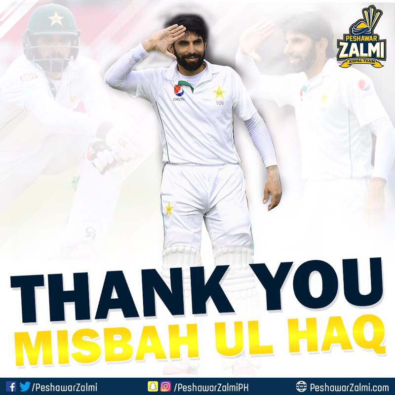 test Twitter Media - Pakistan Nation Salutes You .Thank You Younis Khan.Thank You Misbah ul Haq.Congratulations Pakistan.1st ever Test Series win in WI.#WeMisYou https://t.co/YZwrsnv6TY