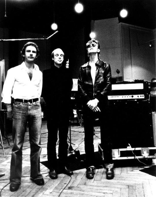 Happy Birthday wishes to Brian Eno