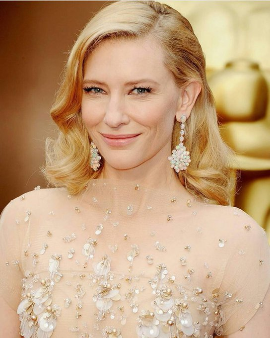 Happy Birthday Cate Blanchett | May 14th, 1969