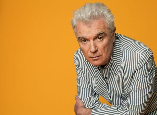 Happy birthday to David Byrne, 65 today :-)