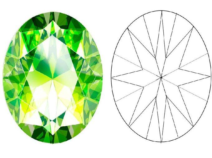 宝石のイラストの描き方 Togetter