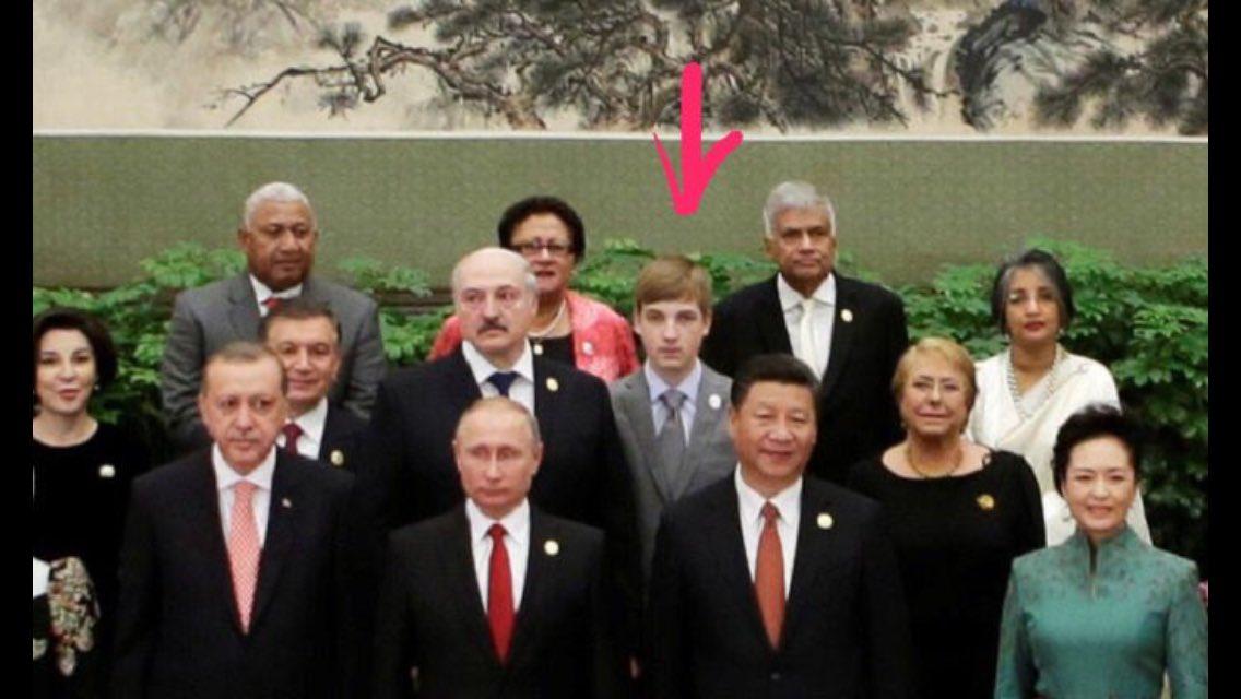 Путин отказался озвучить свое решение об участии в выборах - Цензор.НЕТ 1422