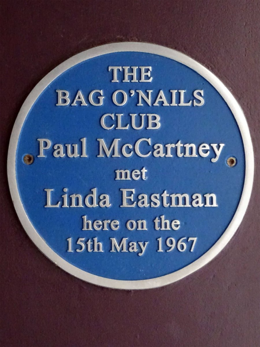 The Beatles Polska: Paul McCartney spotyka Lindę Eastman