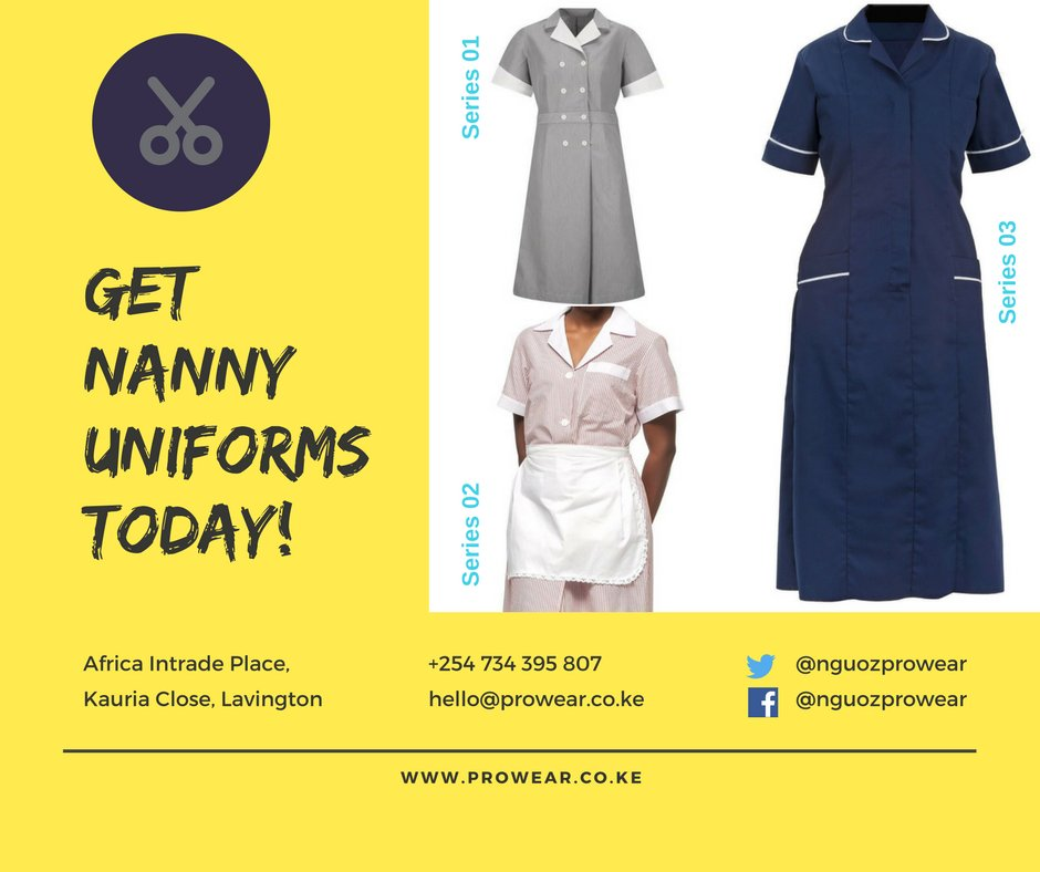 Prowear on twitter get nanny uniforms housemaid uniforms 1200 am 15 may 2017 publicscrutiny Choice Image