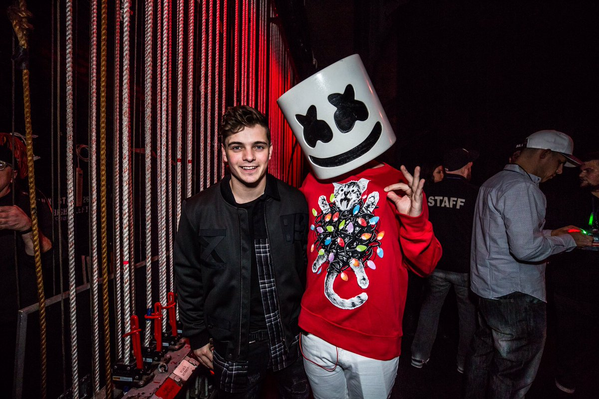 Marshmello On Twitter Wishing My Brother At Martingarrix A Happy