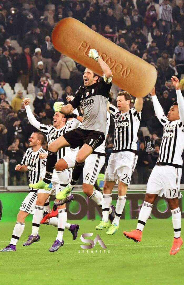 Biscottone Roma Juventus 3-1 del 14 maggio 2017