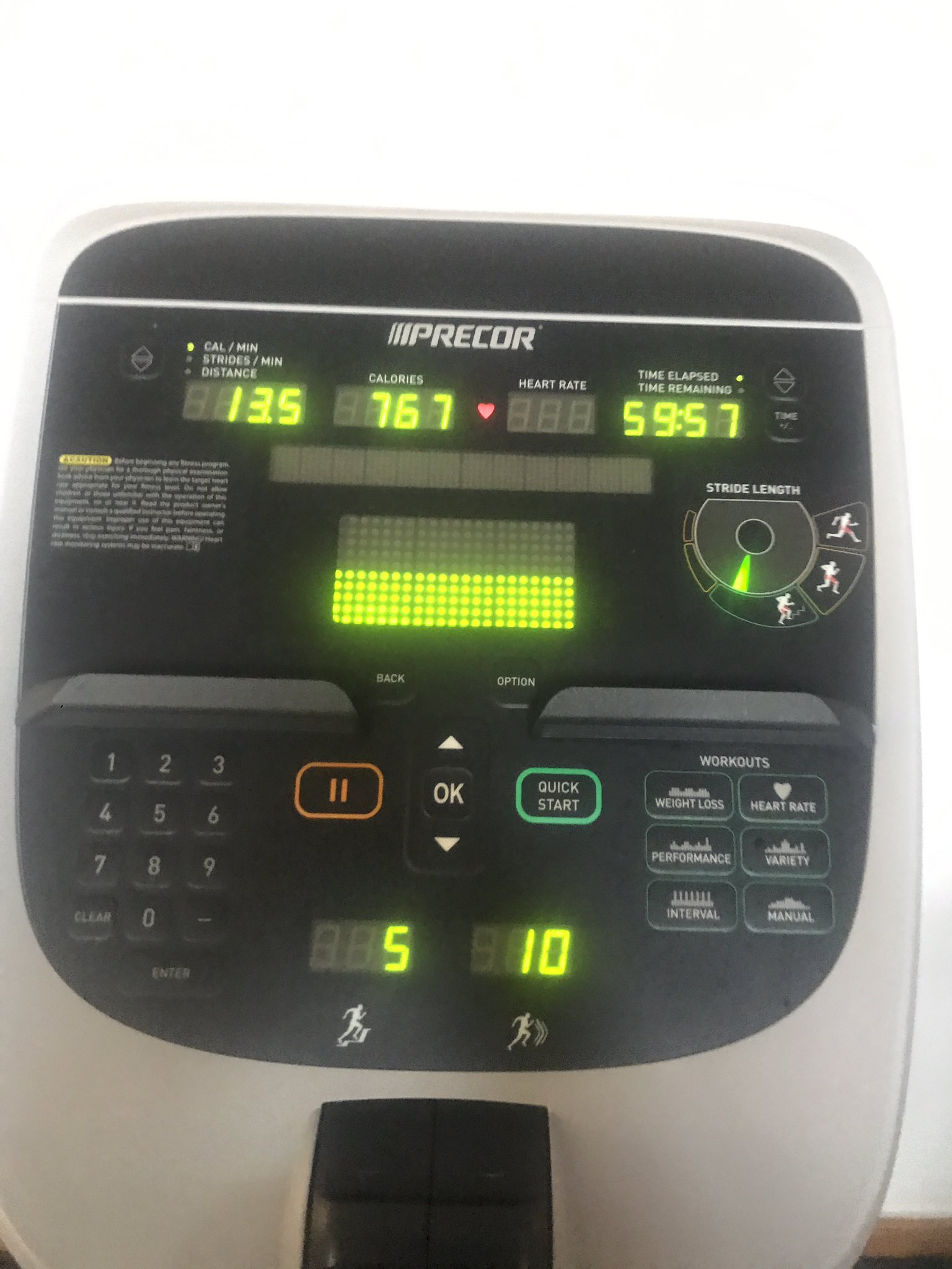 That'll do .. #steadycardio #fitness #fitnessmotivation love this machine at @DavidLloydUK  #bushey https://t.co/MFNk2JjgV2