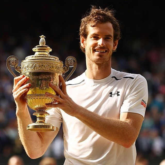 Happy 30th birthday to Andy Murray