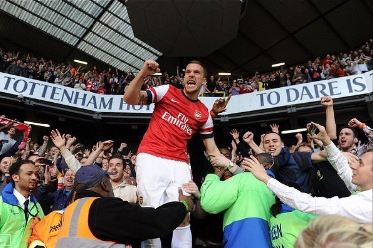 Thanks #whitehartlane for that great memories 😘😄 #afc #gunners