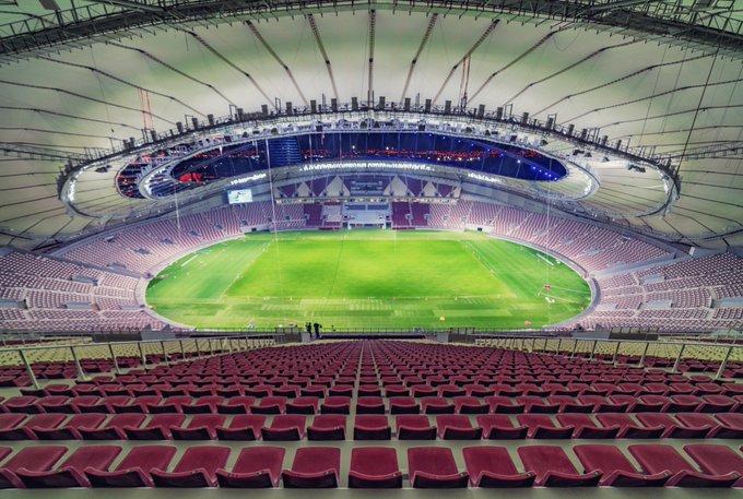 Voir l 39 image sur twitter - Stade coupe du monde 2022 ...