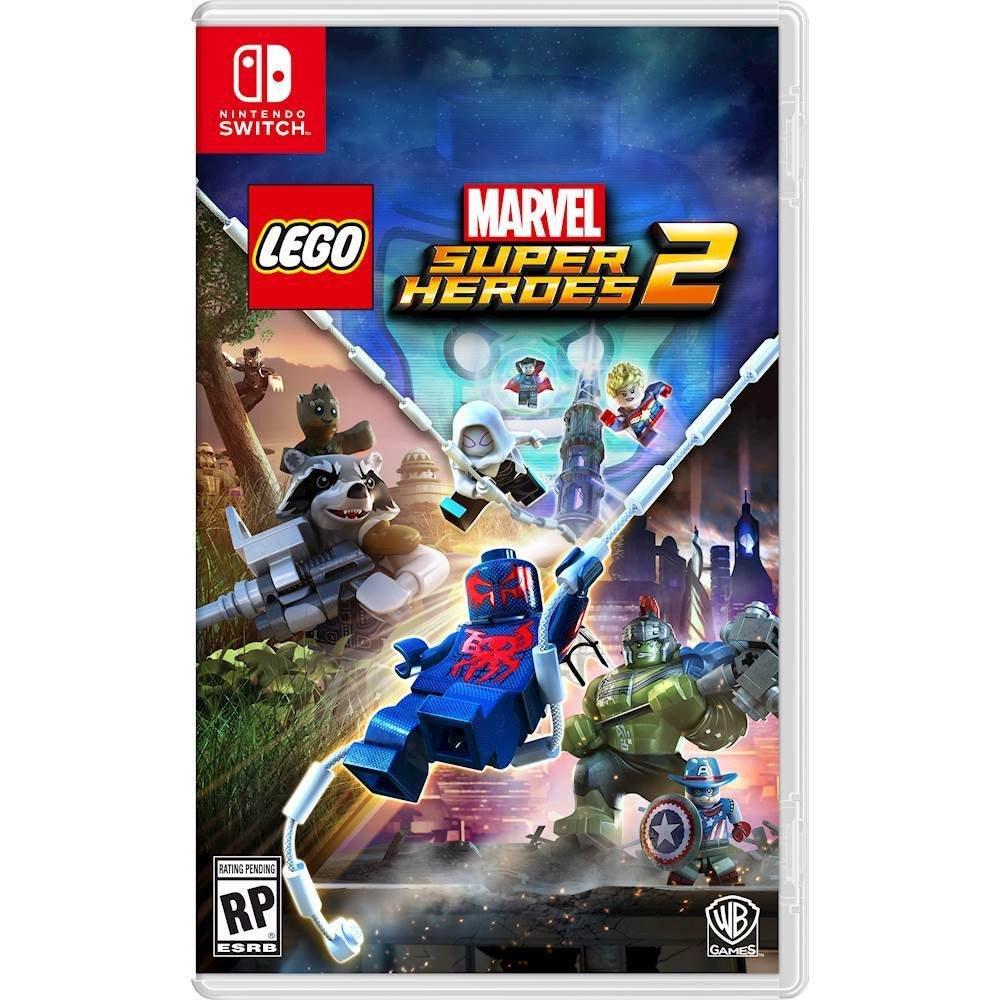 Nintendo Wire On Twitter Lego Marvel Super Heroes 2 Has Been