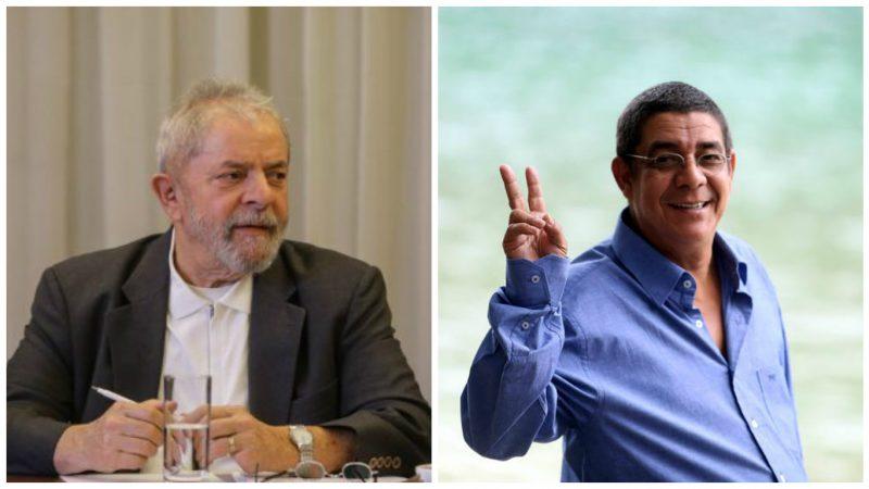 Lula: 'Eu gosto muito do Zeca Pagodinho' https://t.co/kyMQU5uqVd