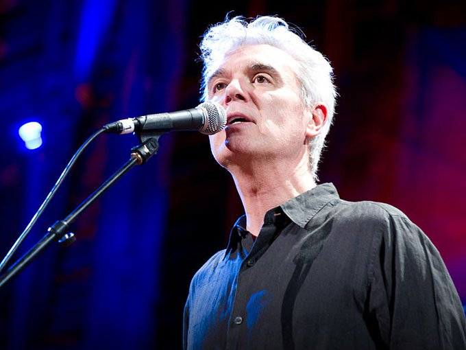 Happy Birthday to the one and only David Byrne!