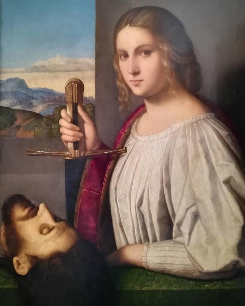 #vincenzocatena #giudittaeoloferne #judithandholofernes #oiloncanvas #painting #venetianschool #fondazionequerinis… https://t.co/I1pSOnzN12