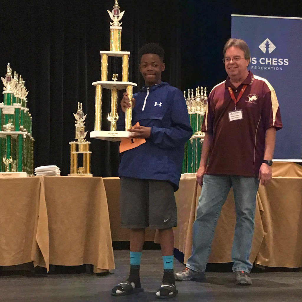 Congratulations to Cahree Myrick, @BaltCitySchools student who just won the National Chess Championship https://t.co/zTZBeNsNwE