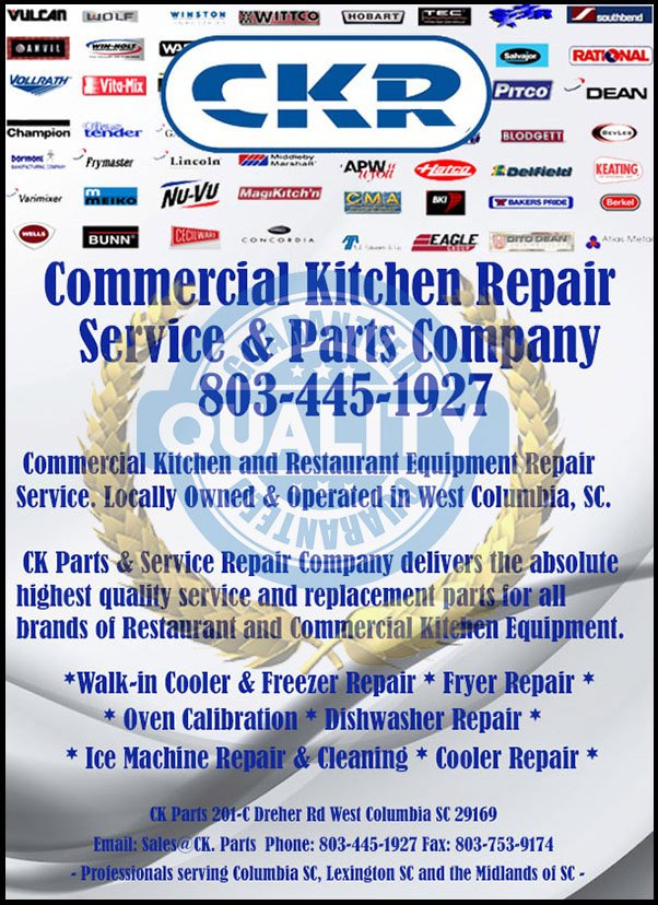 Restaurant Kitchen Repair ck.parts (@ckparts) | twitter