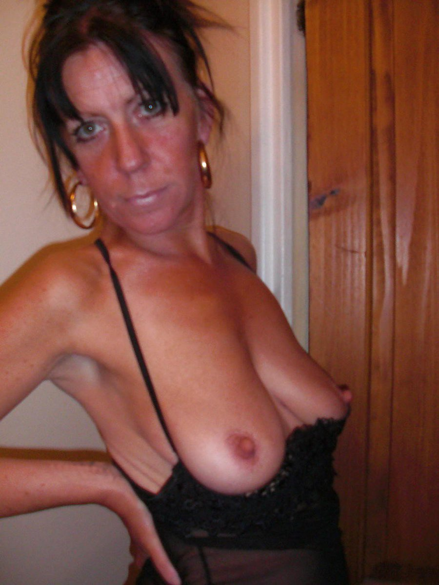 Wife Showing Hard Nipples After Run Nude Photo