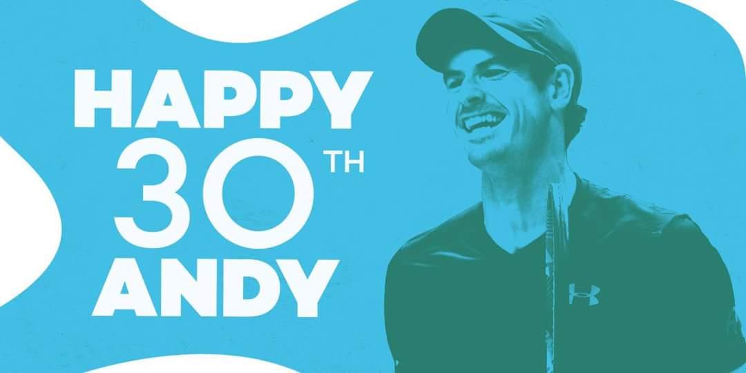 Happy Birthday Andy